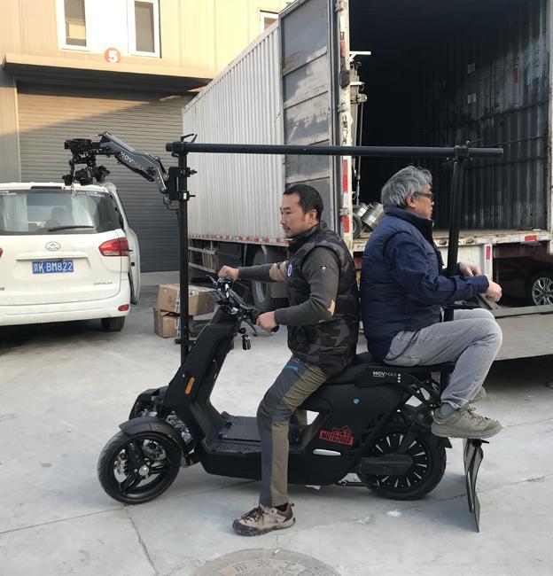 Prep in Shanghai YouJi Equipment