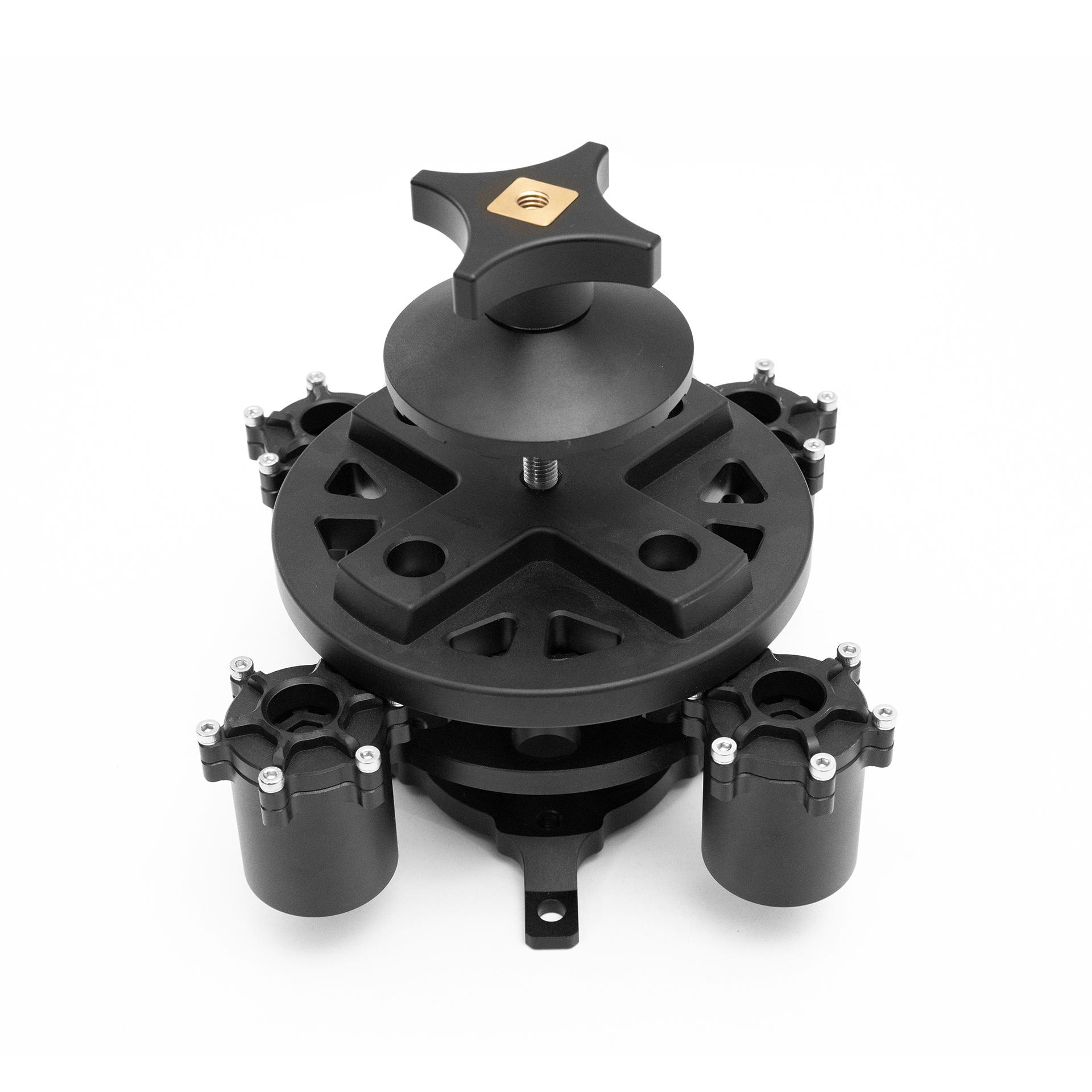Vibration Isolator Kit With Bowl Mount