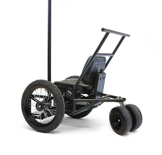 Wheel Rickshaw